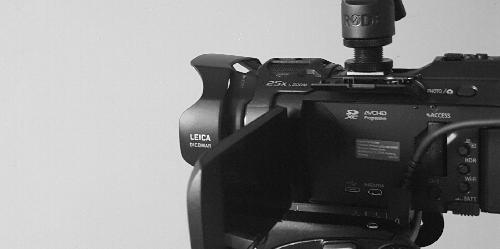 Scheu vor der Kamera Imagefilm
